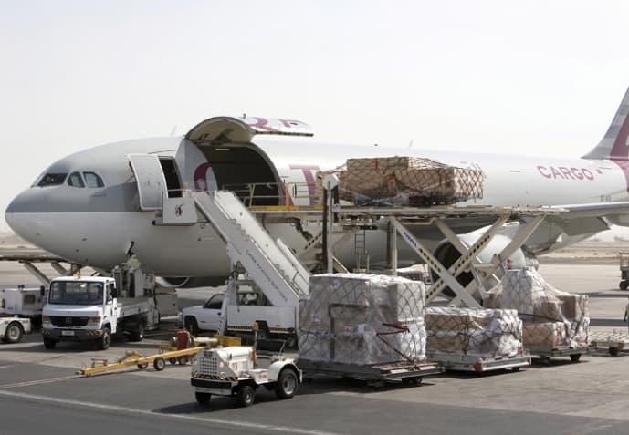 Авиадоставка грузов из Китая в Минск