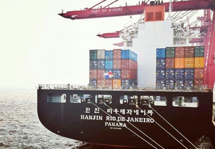 Морские поставки контейнеров из Китая в Беларусь