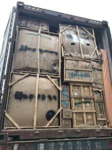 Отгрузка товара в Китае