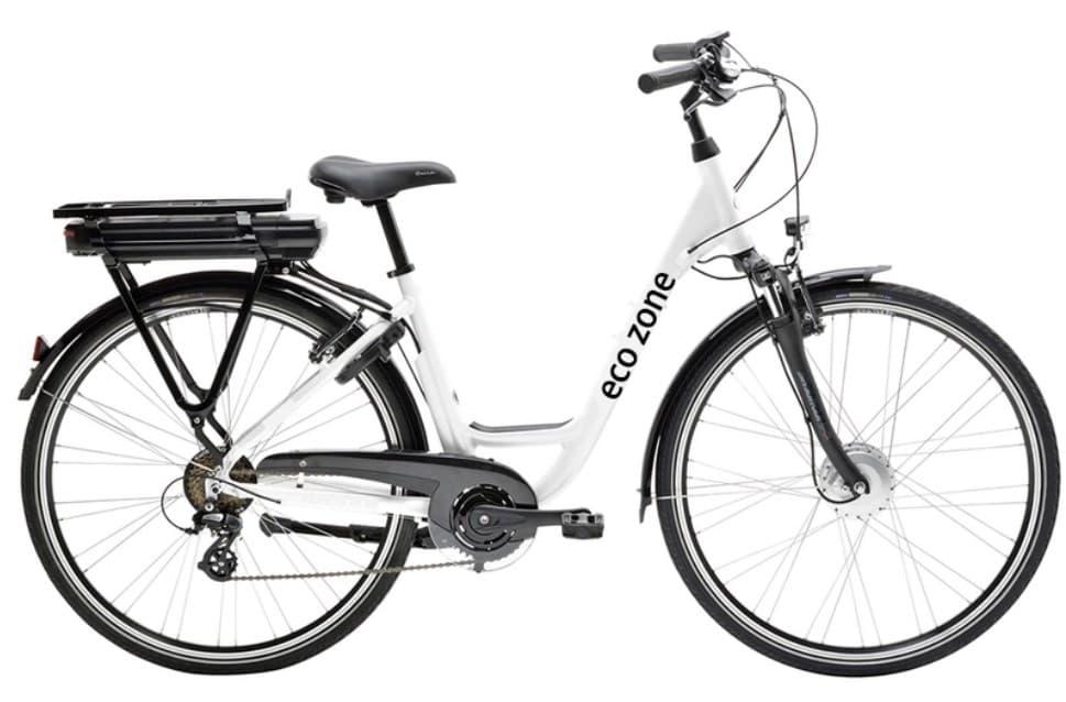 Электровелосипеды - 16 00012