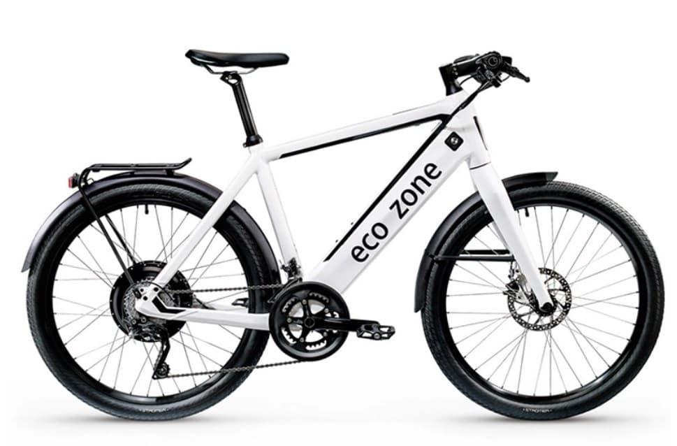 Электровелосипеды - 21 00026