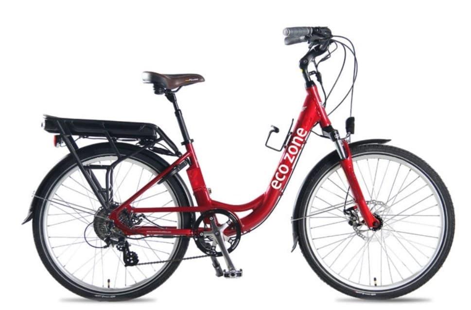 Электровелосипеды - 3 00011