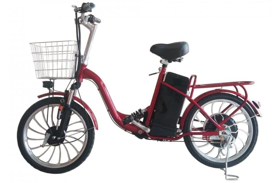 Электровелосипеды - 5 4