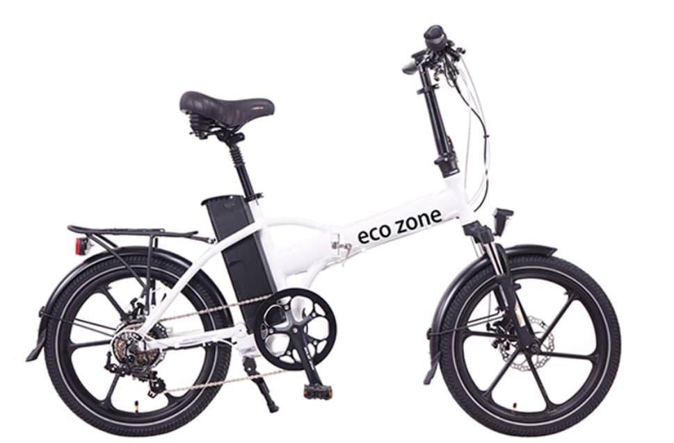 Электровелосипеды - 7 00037