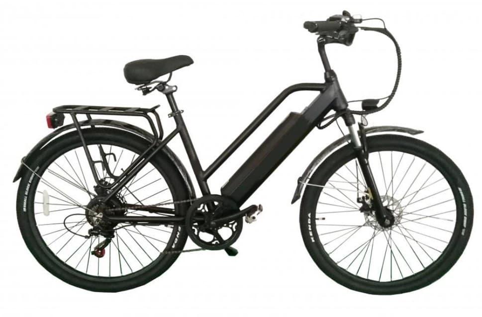 Электровелосипеды - 7 13