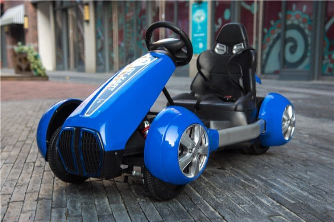 Детские электро-машинки и скутеры - RS K01 4 1