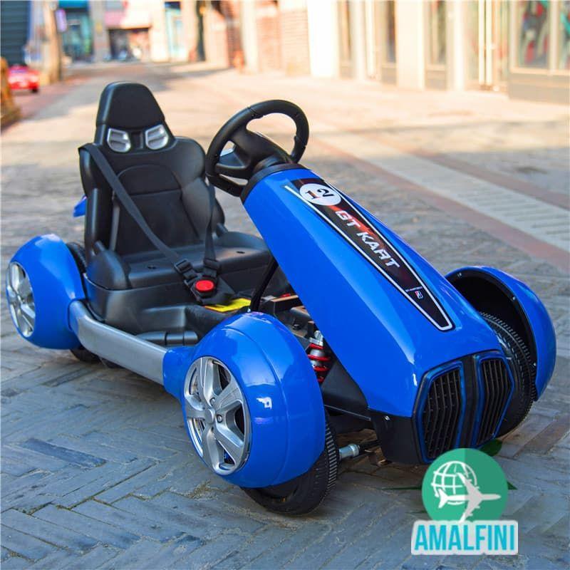 Детские электро-машинки и скутеры - RS K01 4 2