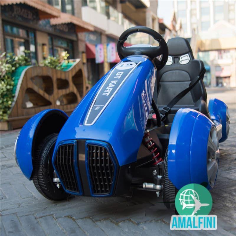 Детские электро-машинки и скутеры - RS K01 4 4