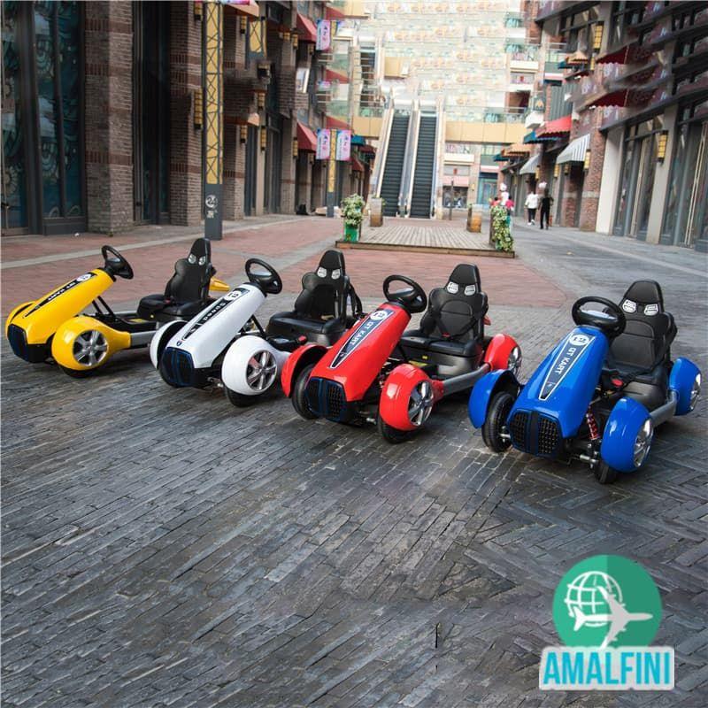 Детские электро-машинки и скутеры - RS K01 4 6