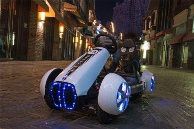 Детские электро-машинки и скутеры - RS KD01 1 1