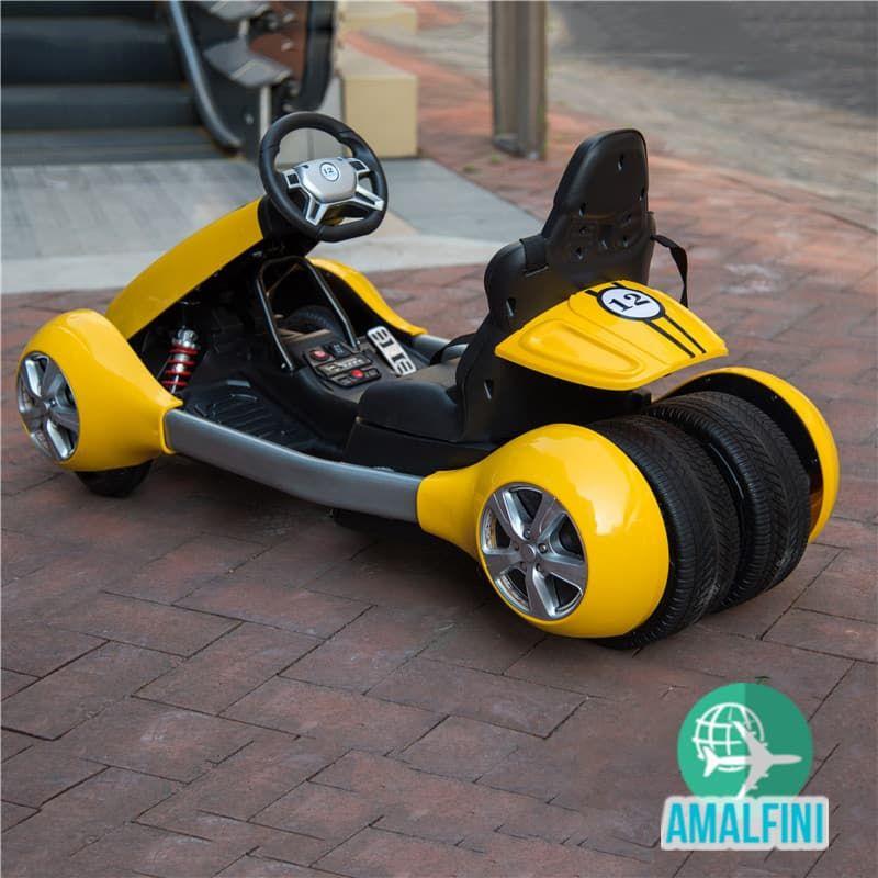 Детские электро-машинки и скутеры - RS KD01 3 5