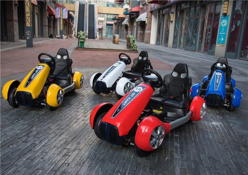 Детские электро-машинки и скутеры - RS KD01 3 8