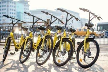 Доставка велосипедов для Колобайк