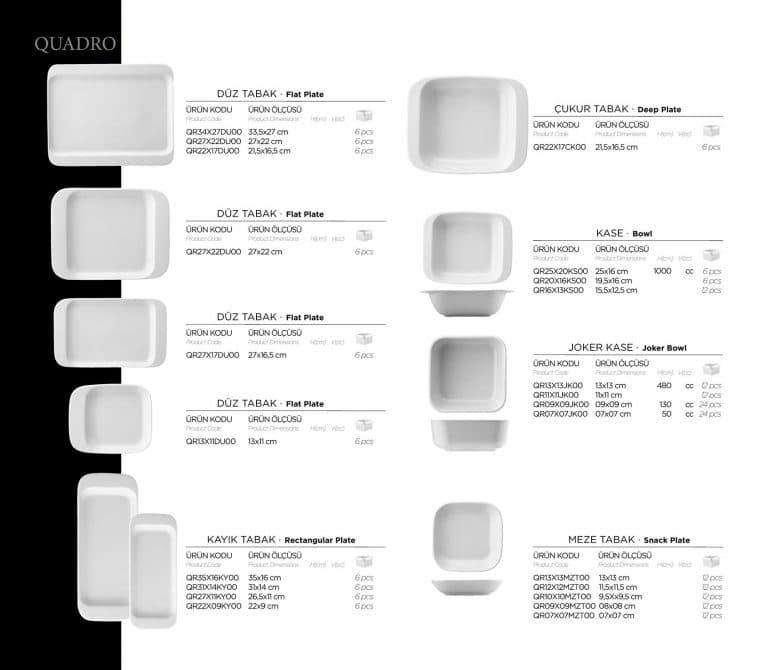 Посуда HoReCa 4
