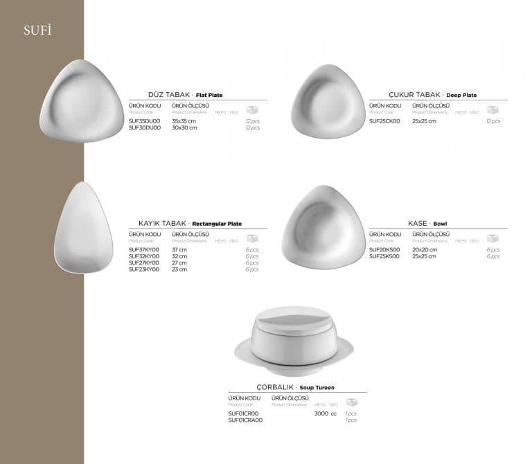 Посуда HoReCa 8