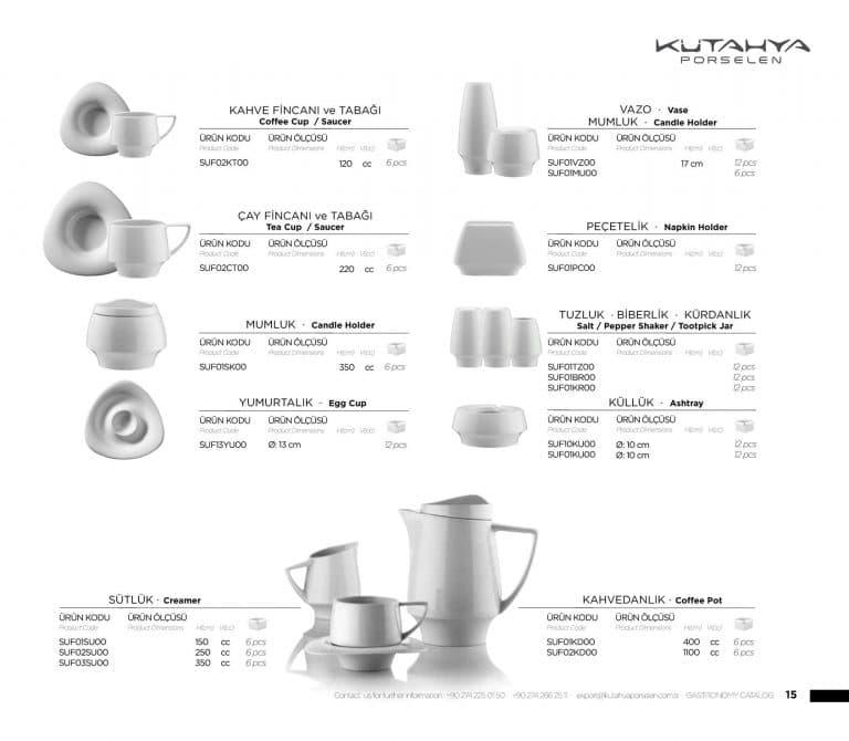 Посуда HoReCa 9