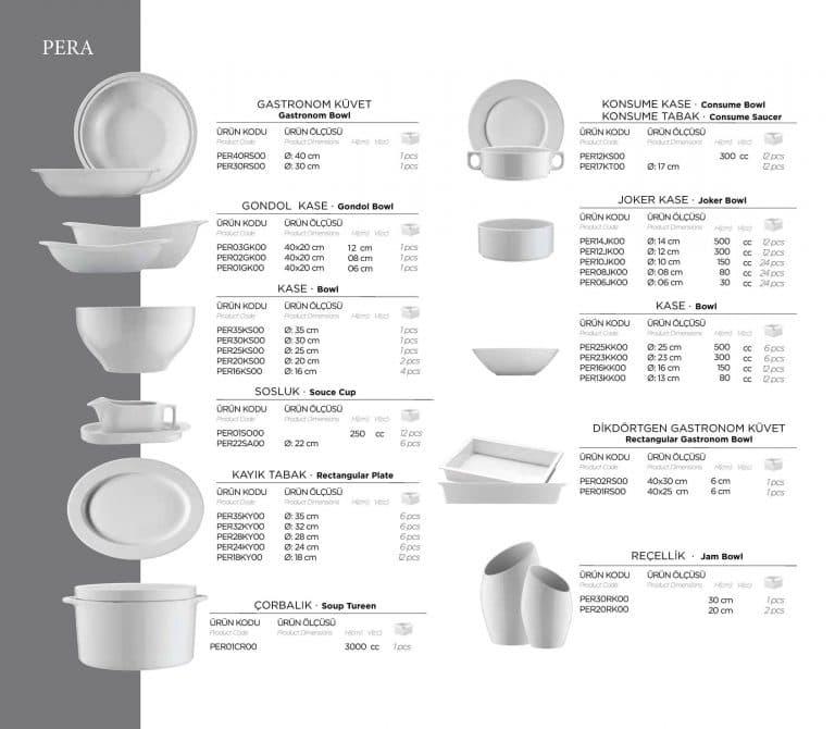 Посуда HoReCa 20