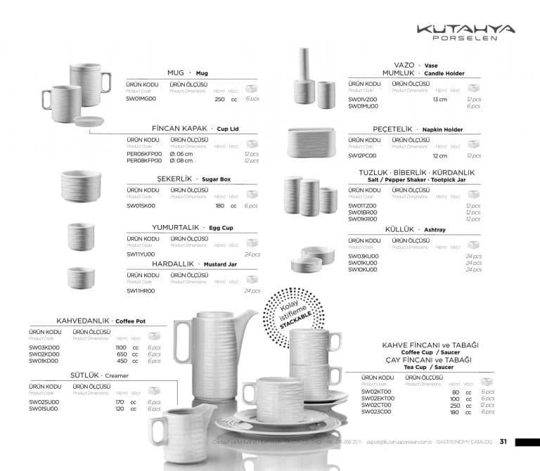 Посуда HoReCa 25