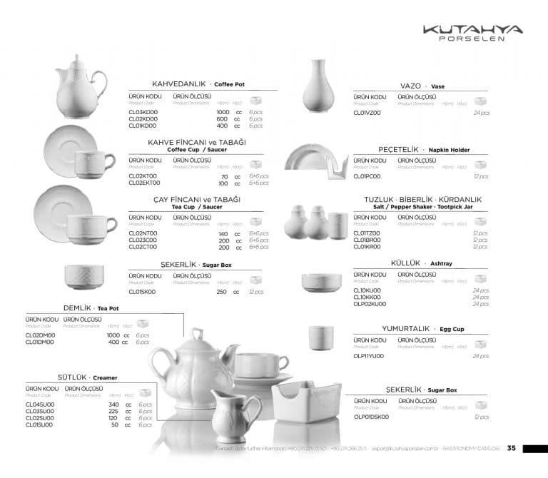 Посуда HoReCa 29