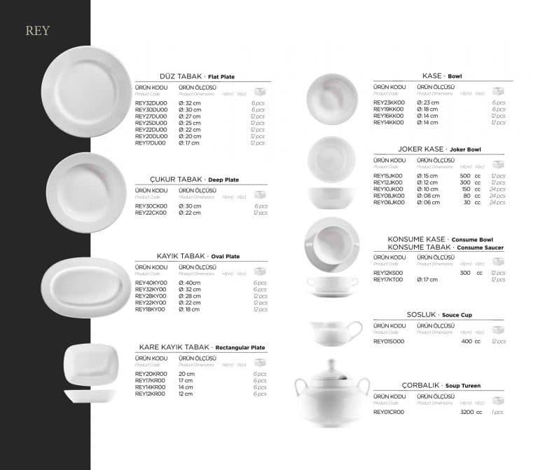 Посуда HoReCa 32