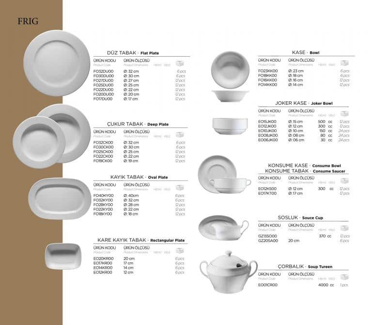 Посуда HoReCa 36