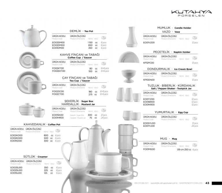 Посуда HoReCa 37