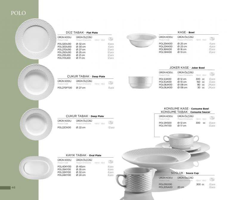 Посуда HoReCa 40