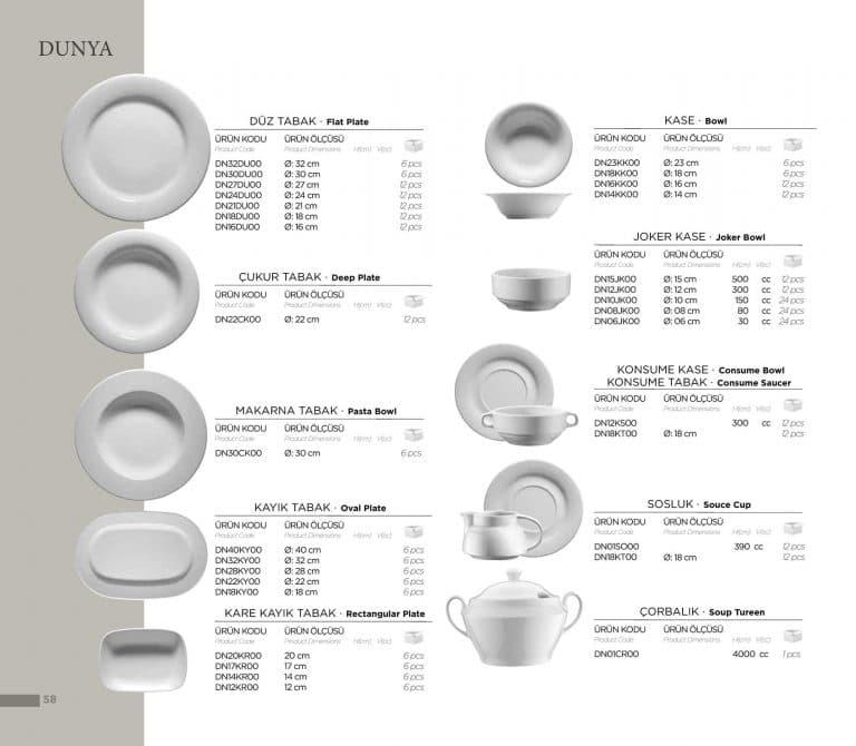 Посуда HoReCa 52
