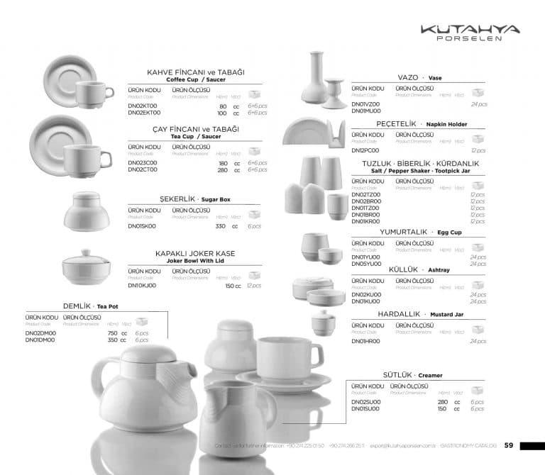 Посуда HoReCa 53