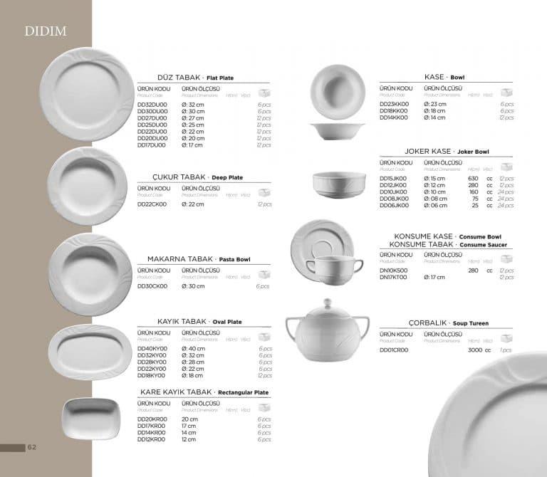 Посуда HoReCa 55