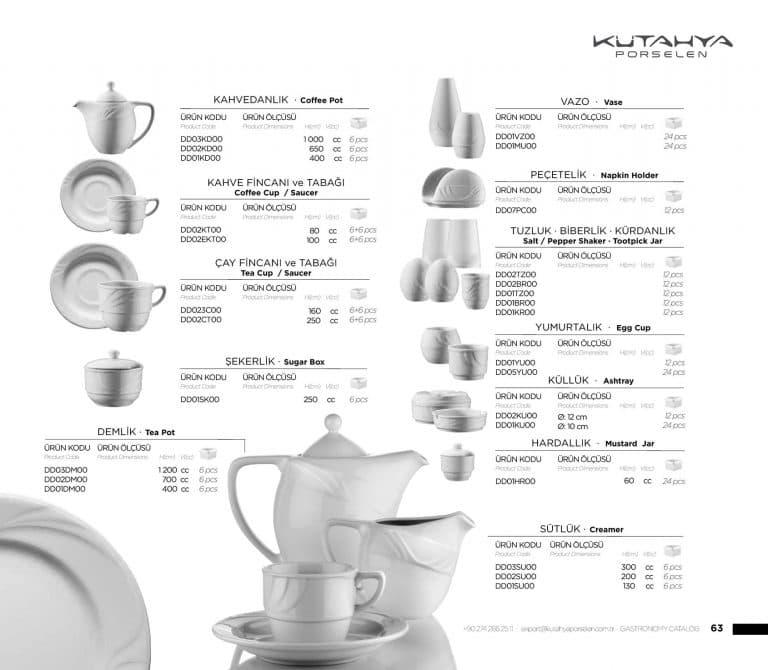 Посуда HoReCa 56