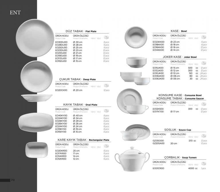 Посуда HoReCa 64