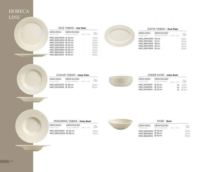 Посуда HoReCa 90