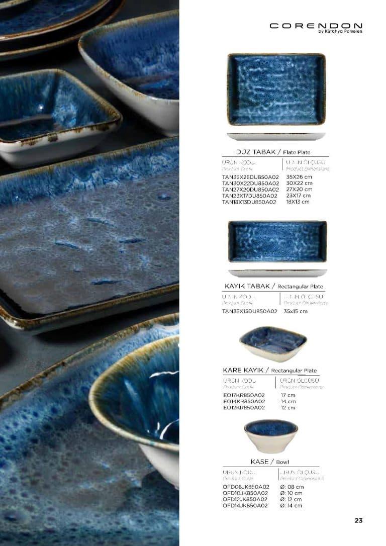 Посуда NewCorendon 16