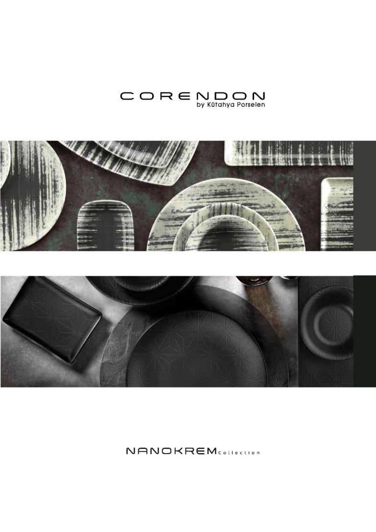 Посуда NewCorendon 40
