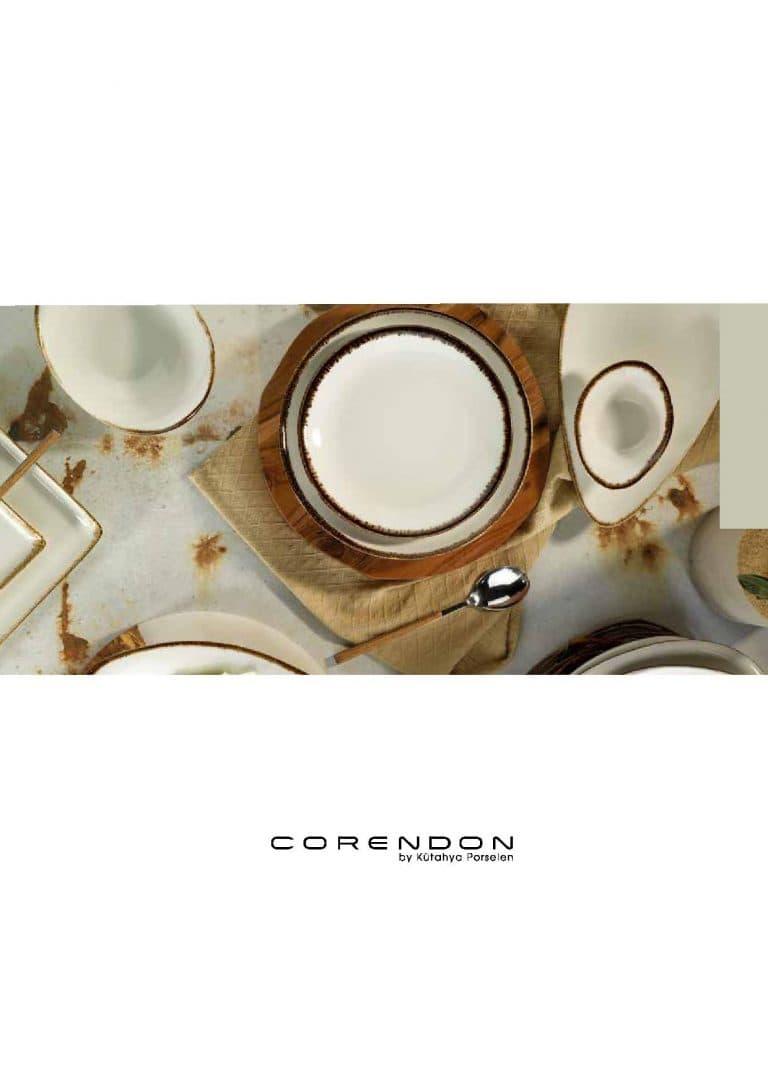 Посуда NewCorendon 106