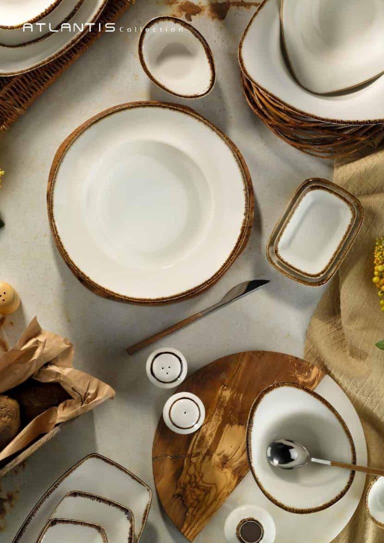 Посуда NewCorendon 107
