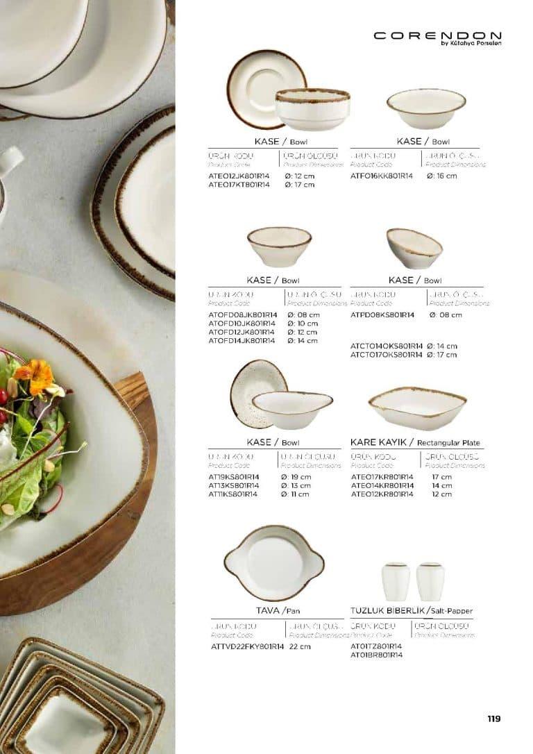 Посуда NewCorendon 112