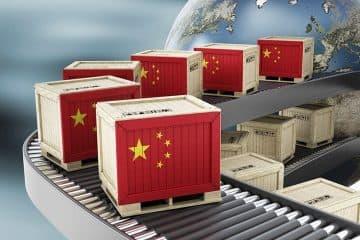 Доставка груза из Китая
