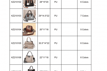 new bag catalogue Amalfini 2021-01
