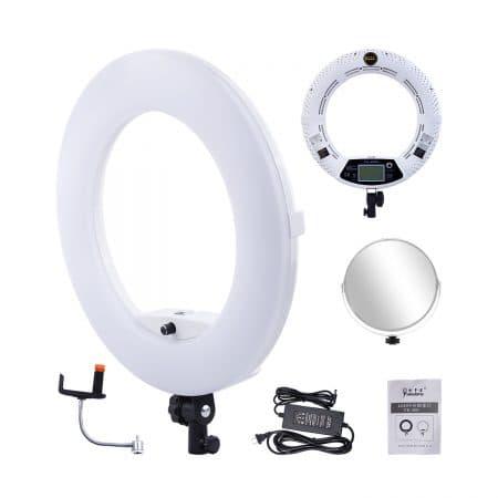 Светодиодный свет FE-480 (белый)
